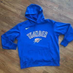 Men's Nike OKC Thunder Hoodie Sz. L